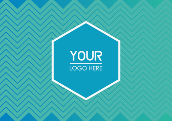 Free Geometric Logo Background - бесплатный vector #367441