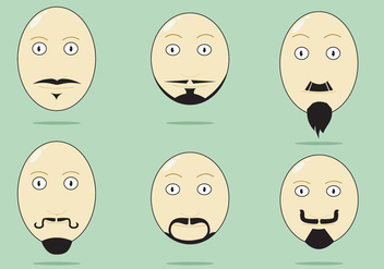 Movember Event Vector - Free vector #367521