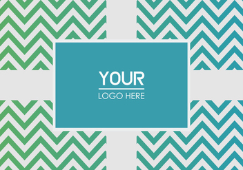 Free Geometric Logo Background - Free vector #368781