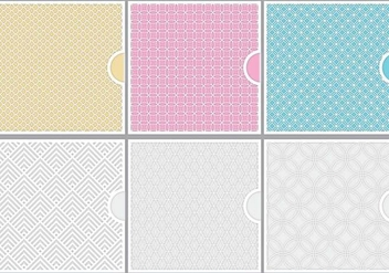 Laser Cut Envelopes - vector gratuit #371401