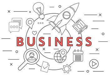 Free Business Icons - vector #371431 gratis