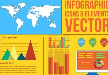 Free Vector Infographics - Free vector #371601