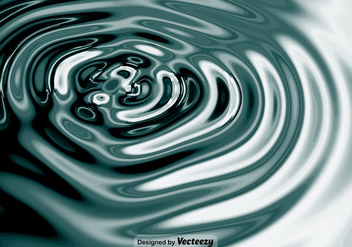 Realistic Water Texture - Vector - Free vector #371691