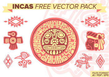 Incas Free Vector Pack - Free vector #373021