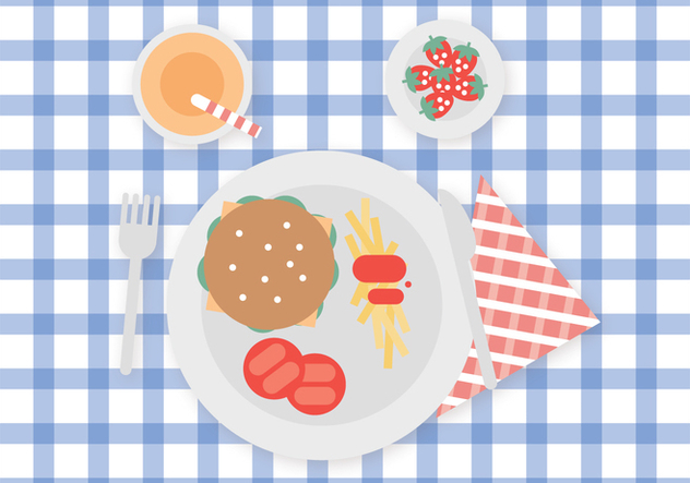 Food for Kids - Free vector #373841