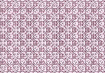 Outline Motif Pattern - Free vector #373921