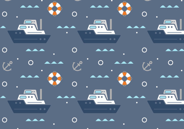 Free Nautical Vector 3 - vector #373951 gratis