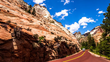The Road to Zion - image gratuit #374291