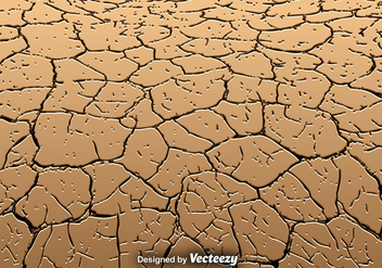 Vector Eroded Land Texture - vector gratuit #375531