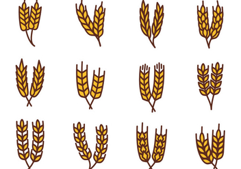 Free Wheat Vector - Free vector #377521