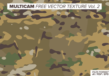 Multicam Free Vector Texture Vol. 2 - бесплатный vector #378201