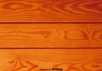 Hardwood Planks Vector Background - Kostenloses vector #378821