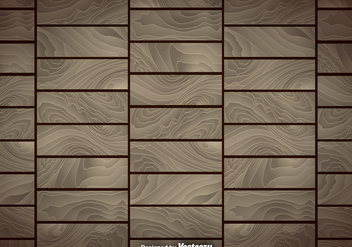 Abstract Vector Planks Background - vector #378871 gratis