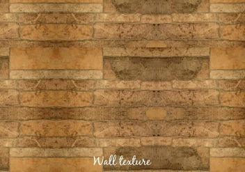 Free Vector Wood Wall Texture - бесплатный vector #379151