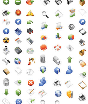 90 Free Vector icons for Download - Kostenloses vector #379871