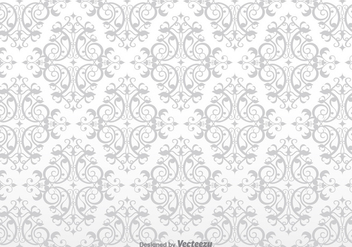 Free Baroque Vector Wallpaper - vector gratuit #380661