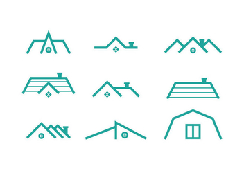 Free Rooftop Vector - Free vector #380851