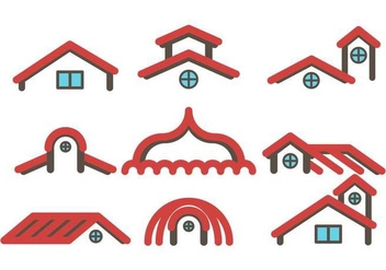 Free Rooftop Vector - Free vector #381461