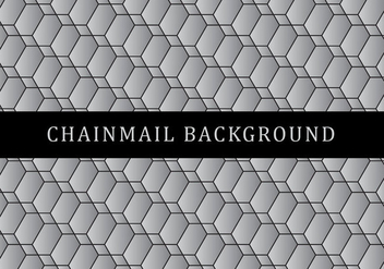 Chainmail Background - Free vector #381521