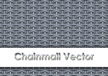Chainmail Background - Free vector #381701