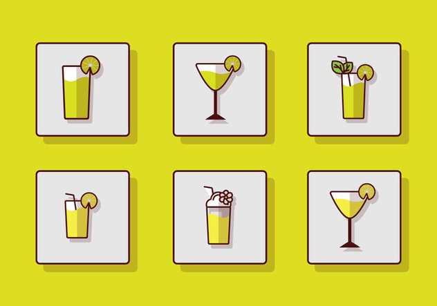 Fresh Drinking Icon - vector gratuit #383001