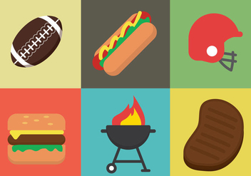 Tailgate Vector - Free vector #383181