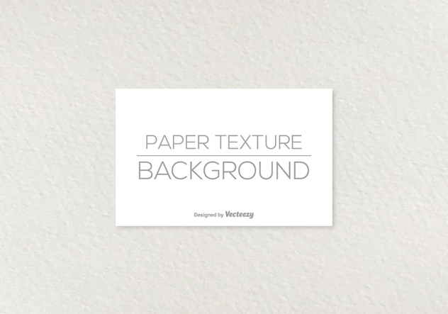Vector White Paper Texture - Free vector #383231