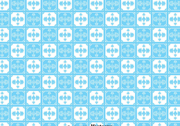 Talavera Tiles Seamless Pattern - бесплатный vector #383681