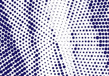 Free Vector Halftone Background - vector #384121 gratis