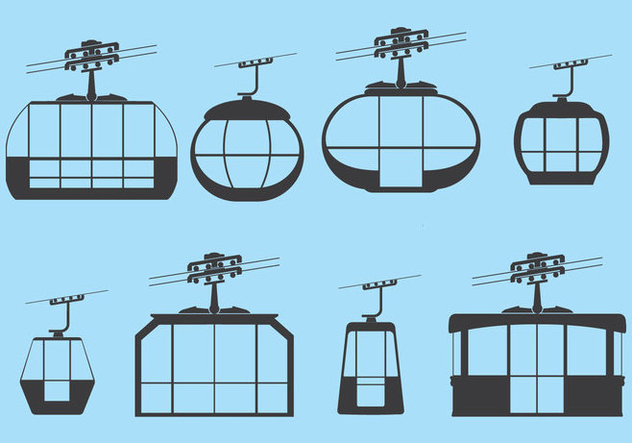 Free Cable Car - Free vector #384161