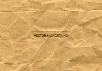 Free Vector Texture Of Crumpled Paper - Free vector #384601