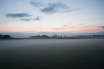 Evening mist - image #385091 gratis