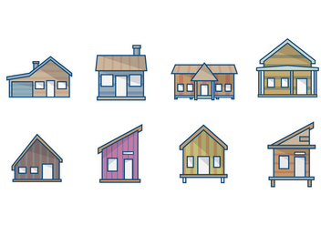 Free Shack Vector - Free vector #385341