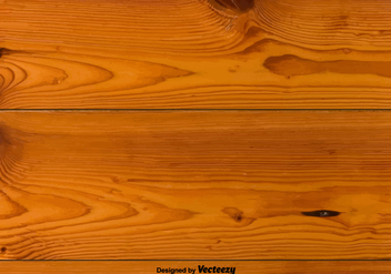 Vector Natural Wood Planks Background - Kostenloses vector #385711
