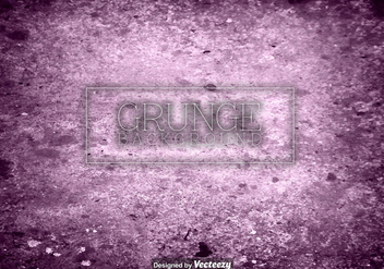 Vector Grungy Background - vector #386221 gratis