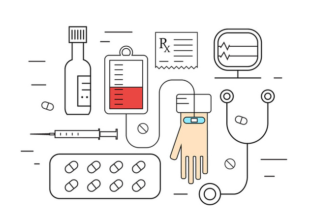Free Medical Icons - Kostenloses vector #387121