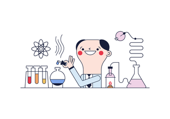 Free Scientific Vector - Free vector #387381