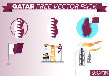 Qatar Free Vector Pack - Kostenloses vector #388871