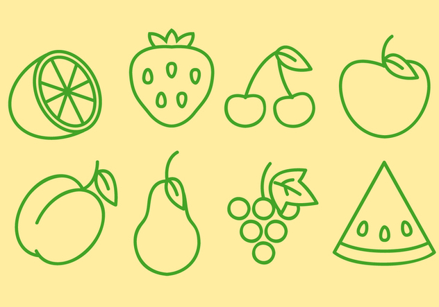 Free Fruit Vector - Free vector #391451