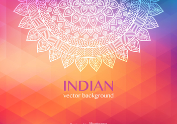 Free Indian Vector Background - Free vector #391701