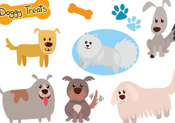 Free Dogs Vectors - Free vector #392561