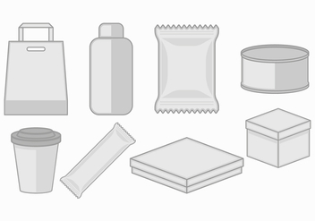 Packaging Icon - vector #396931 gratis