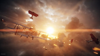 Battlefield 1 / Towards the Sun - Kostenloses image #397551