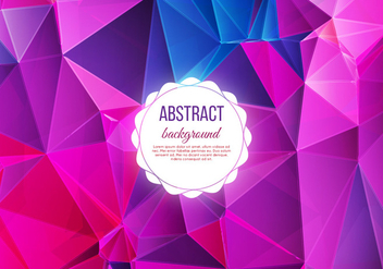 Free Vector Colorful Geometric Background - vector gratuit #398251