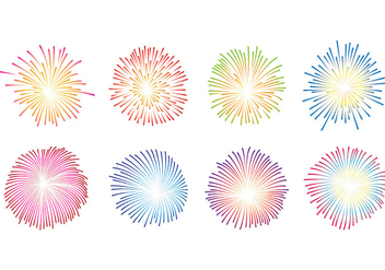 Icon Of Fire Crackers - vector gratuit #398841