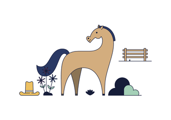 Free Horse Vector - Free vector #399761