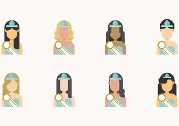 Pageant Icon - vector gratuit #402241