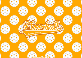 Free Floorball Vector Pattern - Kostenloses vector #402871