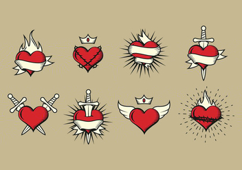 Free Sacred Heart Vector - Free vector #403751