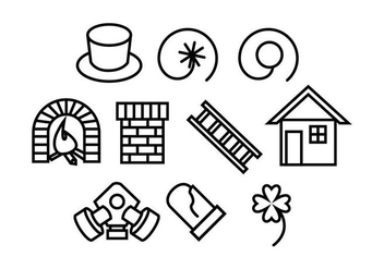 Free Chimney Sweep Vectors - бесплатный vector #404031